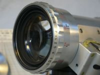 '          25-100mm Som Berthiot Pan Cinor SUPER 16 LENS OUTFIT CASED-MINT-RARE-TOP BOKEH- ' £499.99